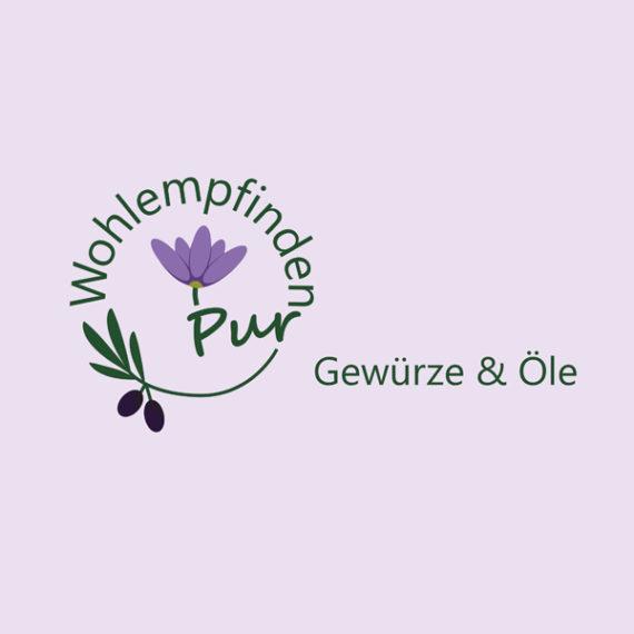 Logo - Wohlempfinden Pur