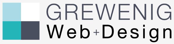 Logo GREWENIG Web+Design